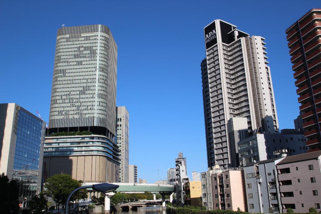 APA 호텔 오사카 히고바시 에키마에