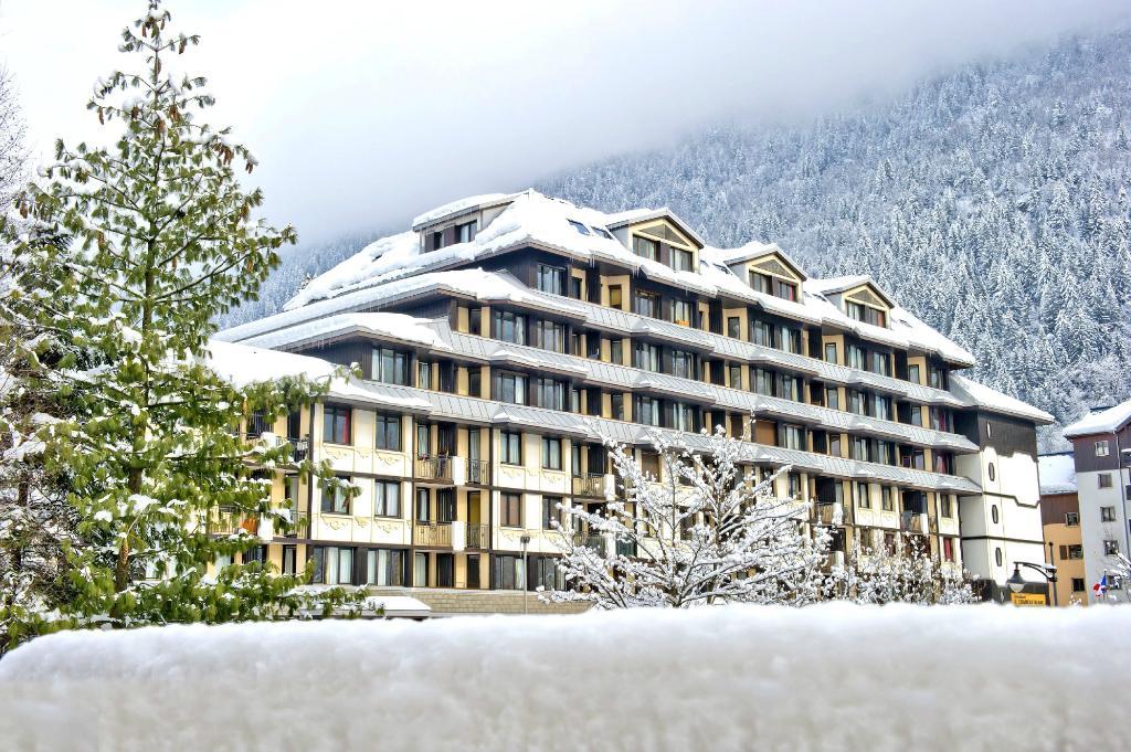 Maeva Residence Le Chamois Blanc