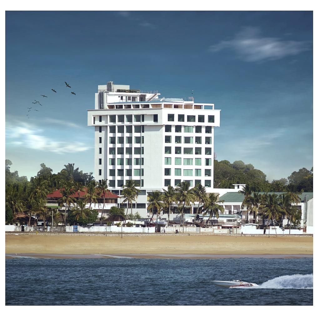 The Quilon Beach Hotel & Convention Centre