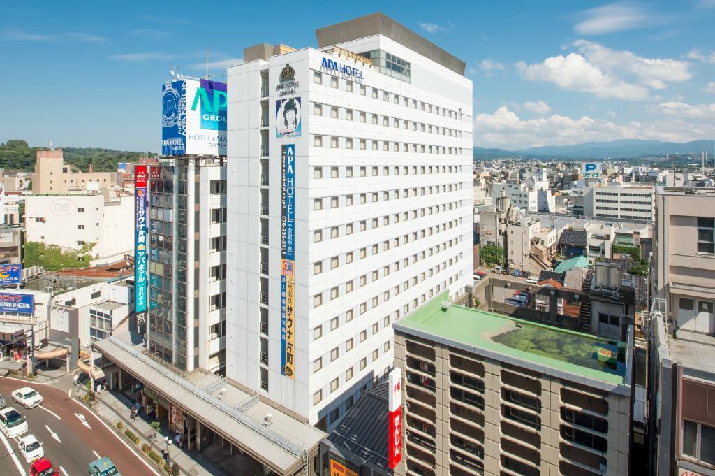 아파 호텔 카나자와 - 추오