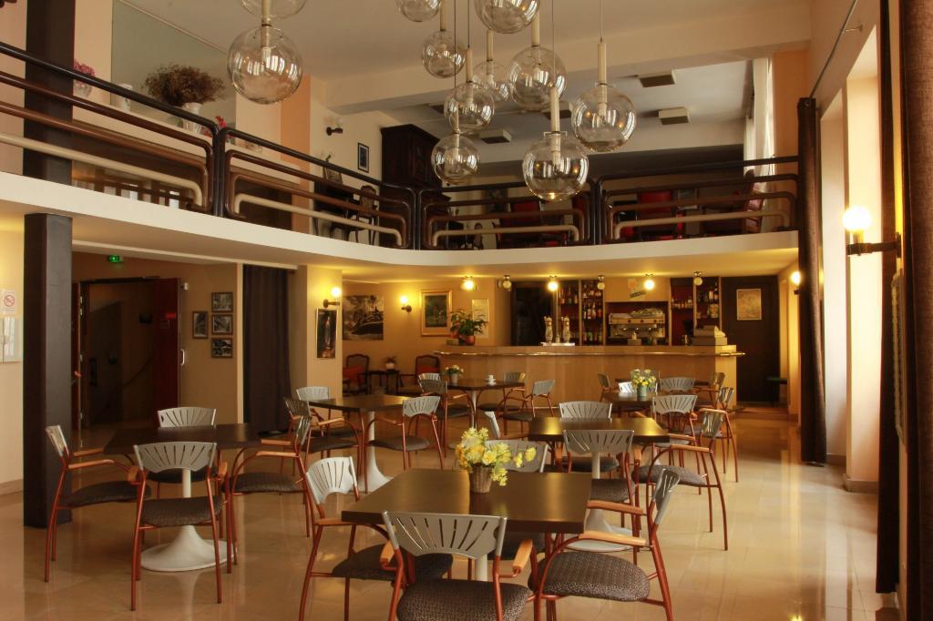 Hotel Restaurant Saint Sebastien