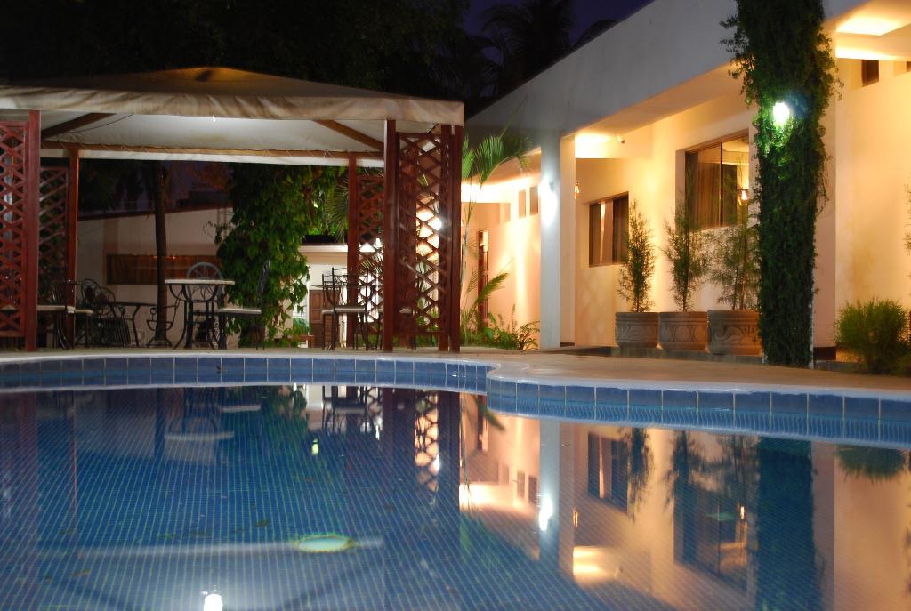 ホテル アンヘル アスル マナグア