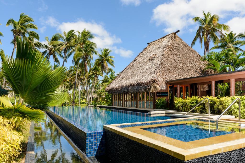 斐济丹娜拉岛威斯汀spa度假酒店
