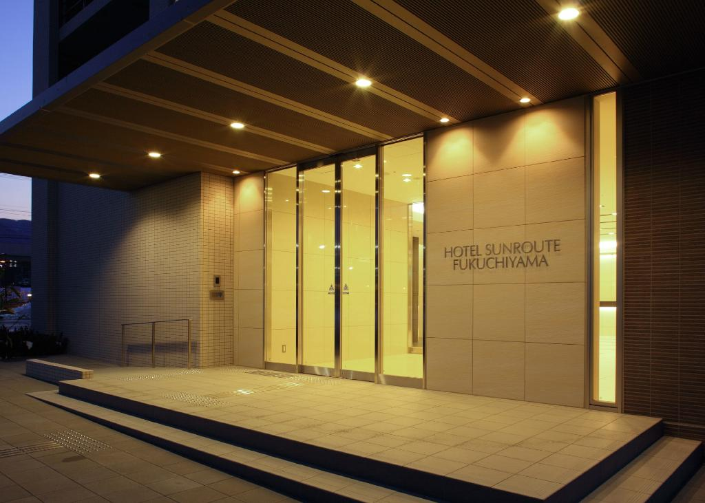 Hotel Sunroute Fukuchiyama