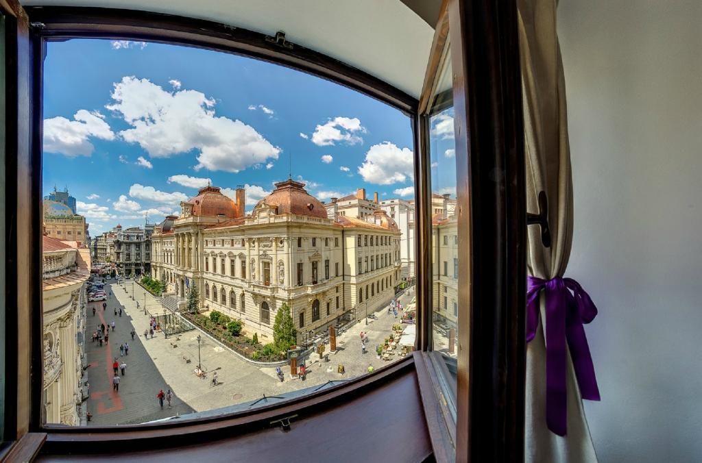 Little Bucharest Old Town Hostel