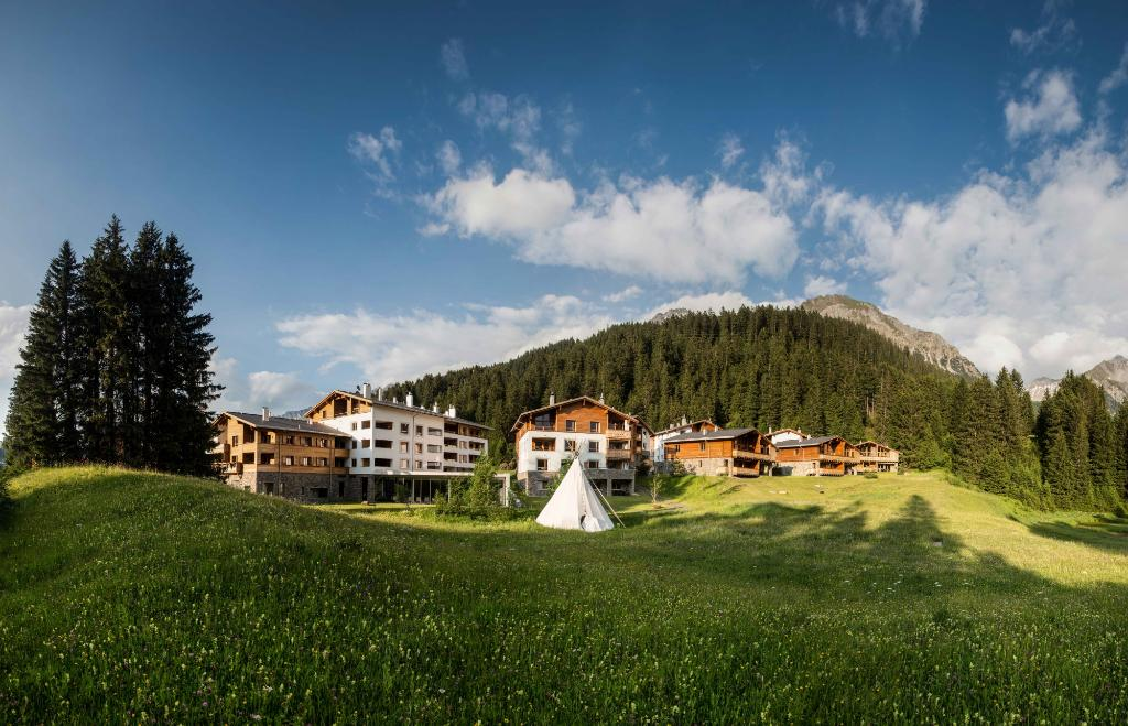 Priva Alpine Lodge Lenzerheide