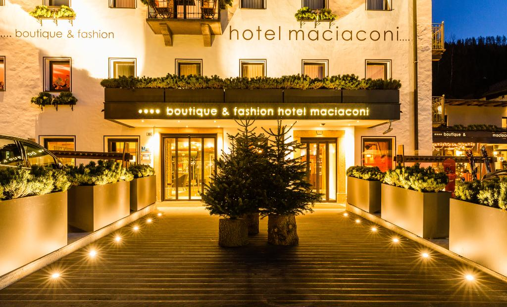 Boutique & Fashion Hotel Maciaconi - Gardenahotels