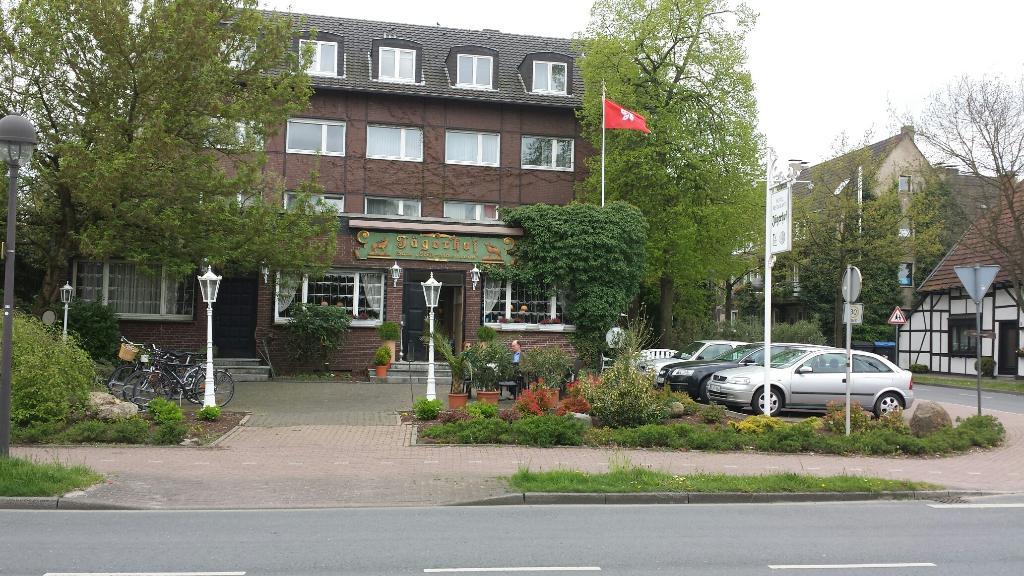 Hotel-Restaurant Jaegerhof zum Stift-Flaesheim
