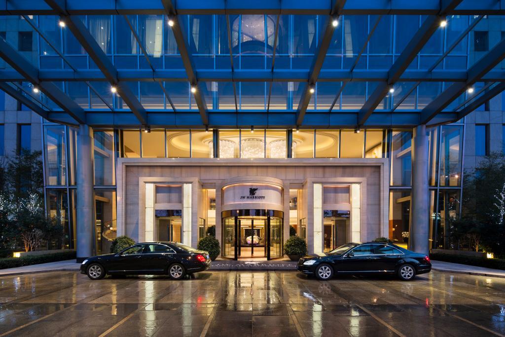 JW Marriott Hotel Shanghai Changfeng Park