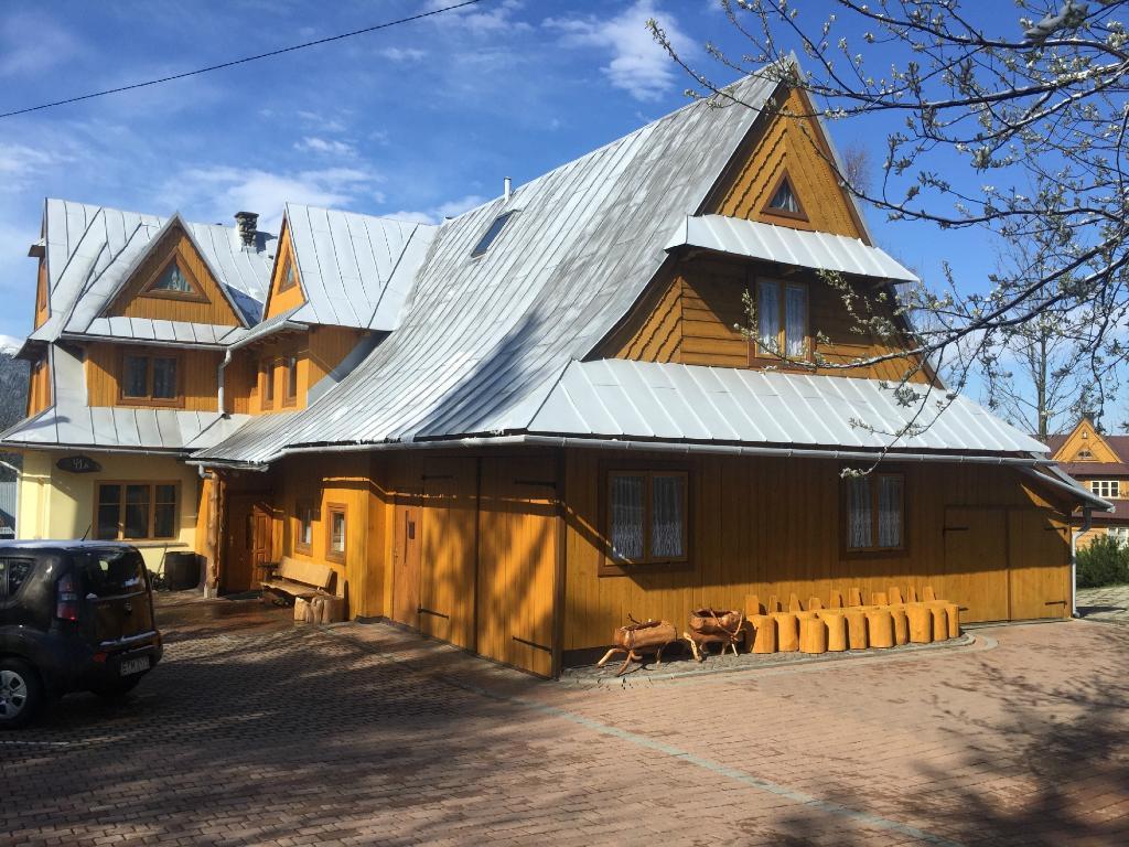 Dom Wczasowy Cyrla