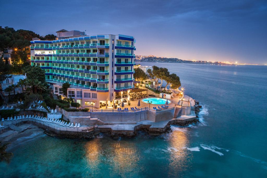 海灘碼頭歐洲酒店