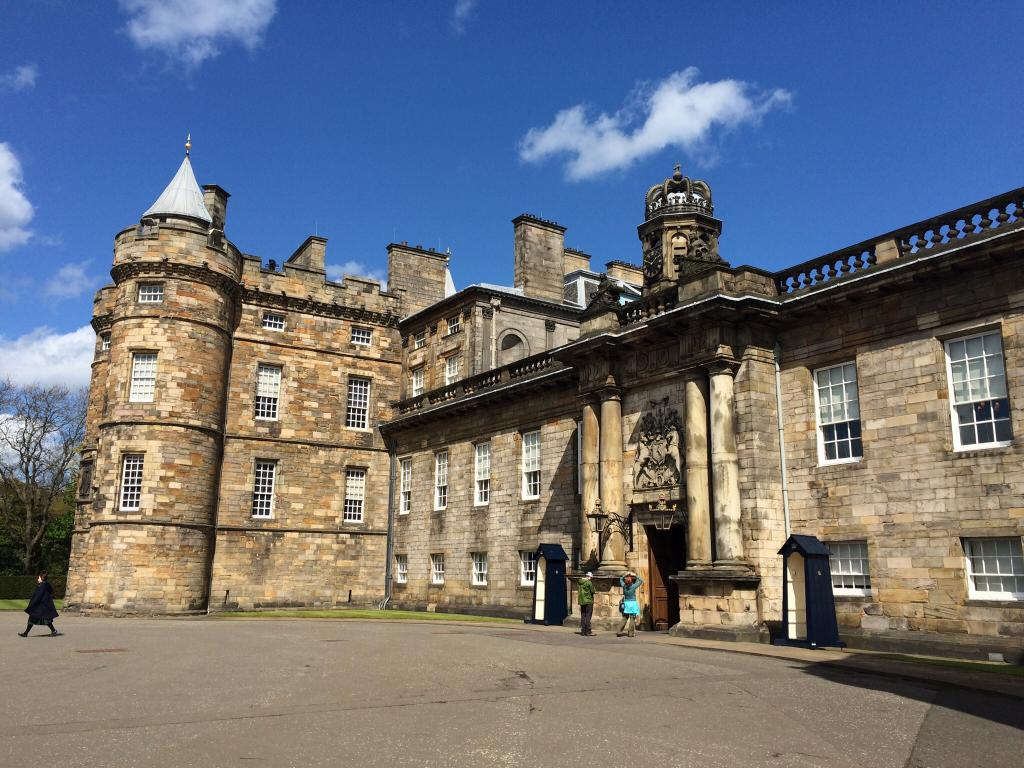 Holyrood Palace Apartments