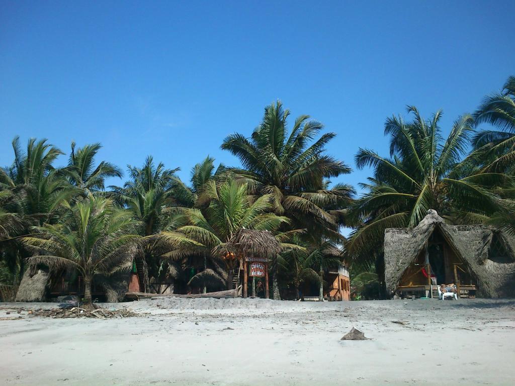 Cabanas del Mar