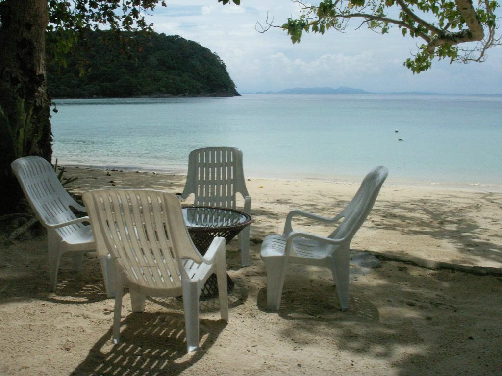 Tenggol Island Beach Resort