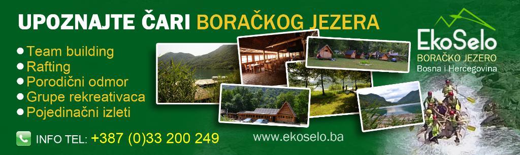 Eko Selo Boracko Jezero - Day Tours