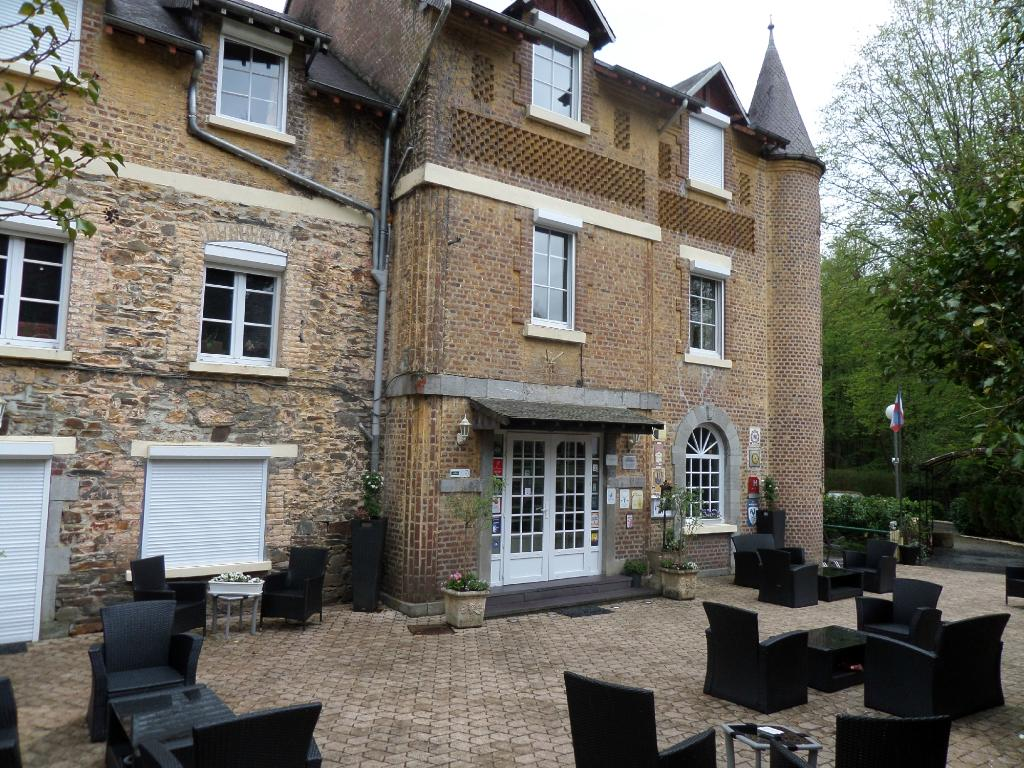Hotel Ermitage Moulin Labotte