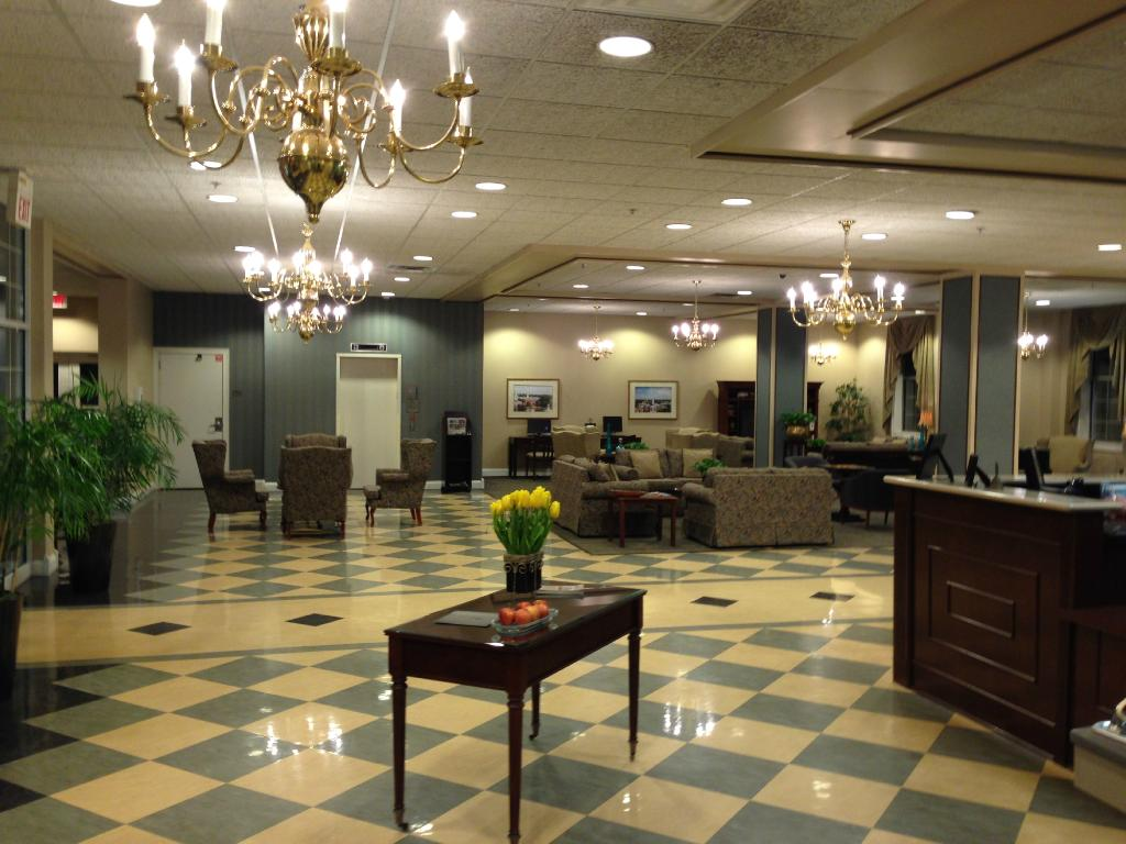 Legacy Hotel and Conferences