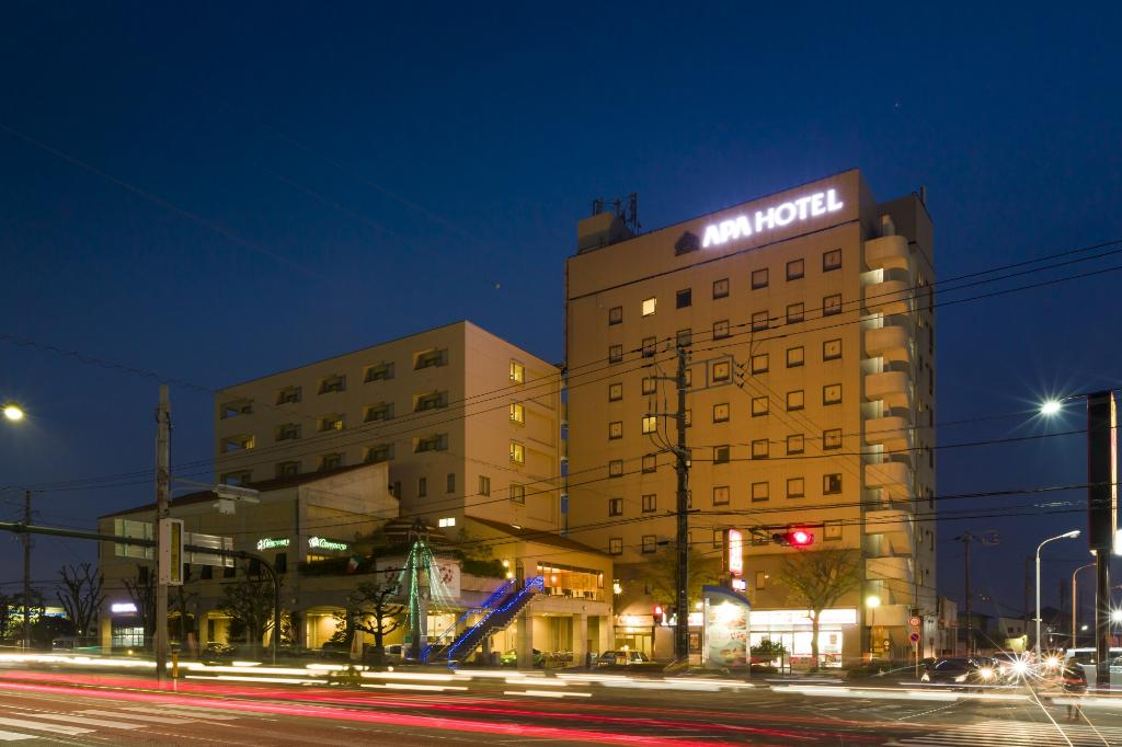 APA Hotel Fujichuou