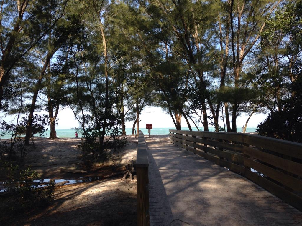 Fort de Soto Park Campground