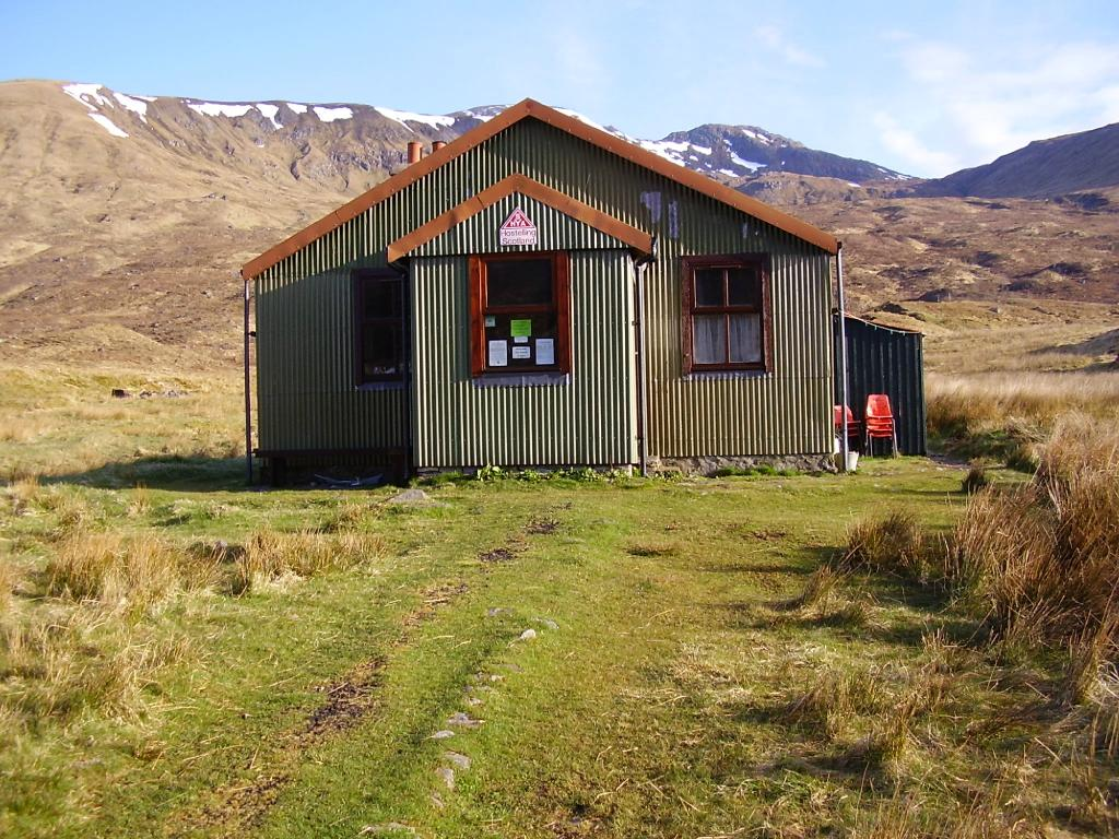 Glen Affric Youth Hostel