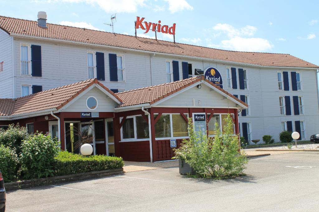Kyriad Dijon - Longvic