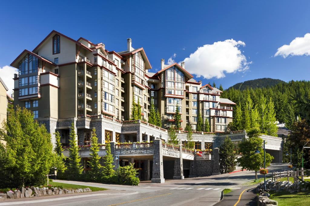 ‪The Westin Resort & Spa, Whistler‬