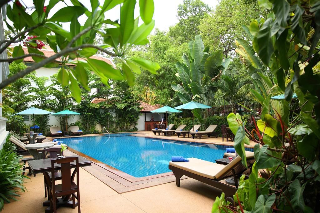 Chateau d'Angkor La Residence