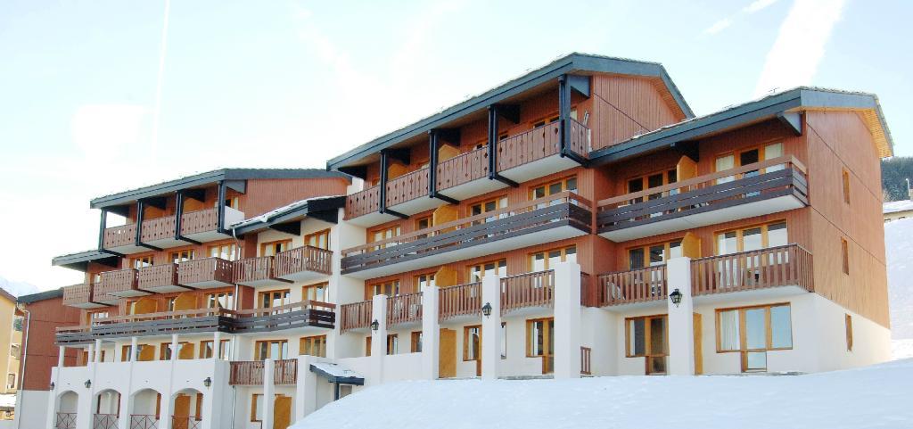 Pierre & Vacances Residence La Marelle et Le Rami