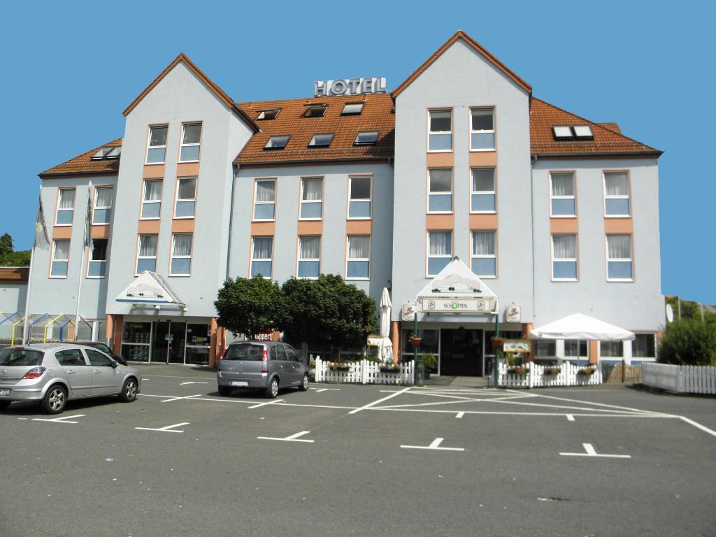 Center Hotel Parkhotel Schotten
