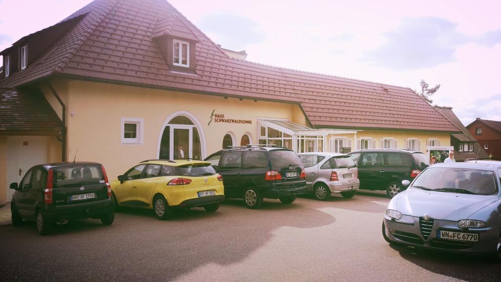 Haus Schwarzwaldsonne