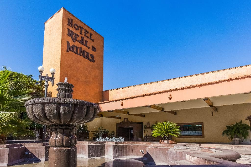ホテル レアル デ ミナス ケレタロ