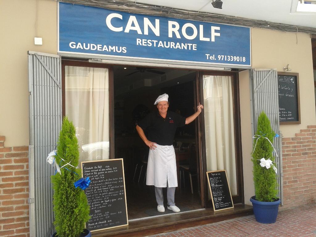 imagen Restaurante Can Rolf en Rionegro del Puente