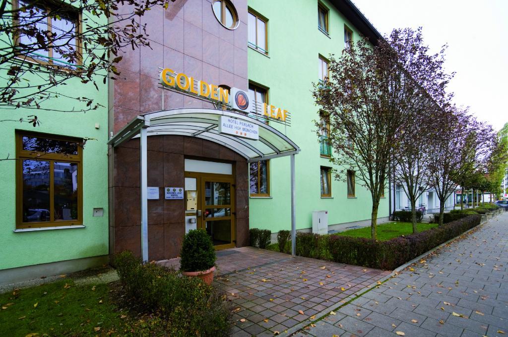 Das Golden Leaf Hotel Perlach Allee Hof