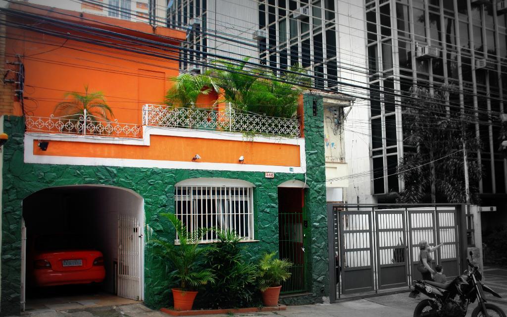 Pousada e Hostel São Paulo Economic