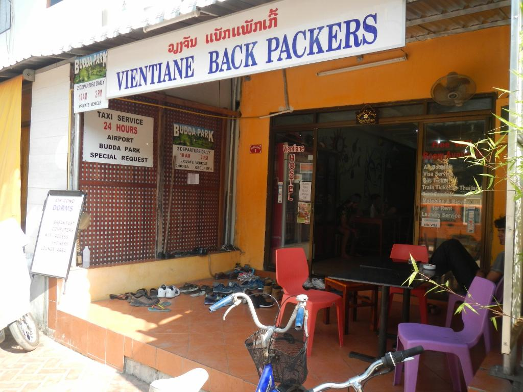 Vientiane Backpackers Hostel
