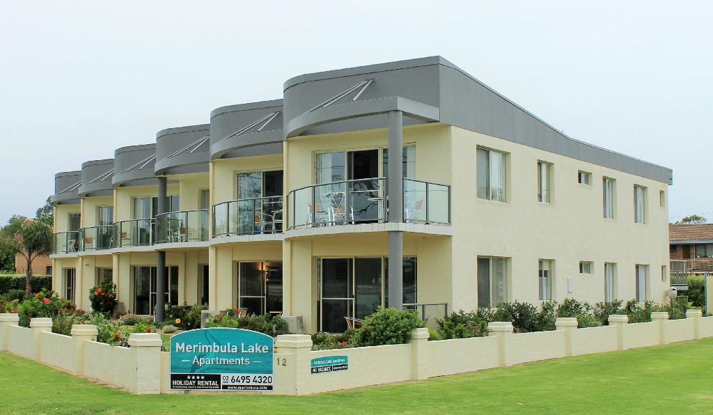 Merimbula Lake Apartments