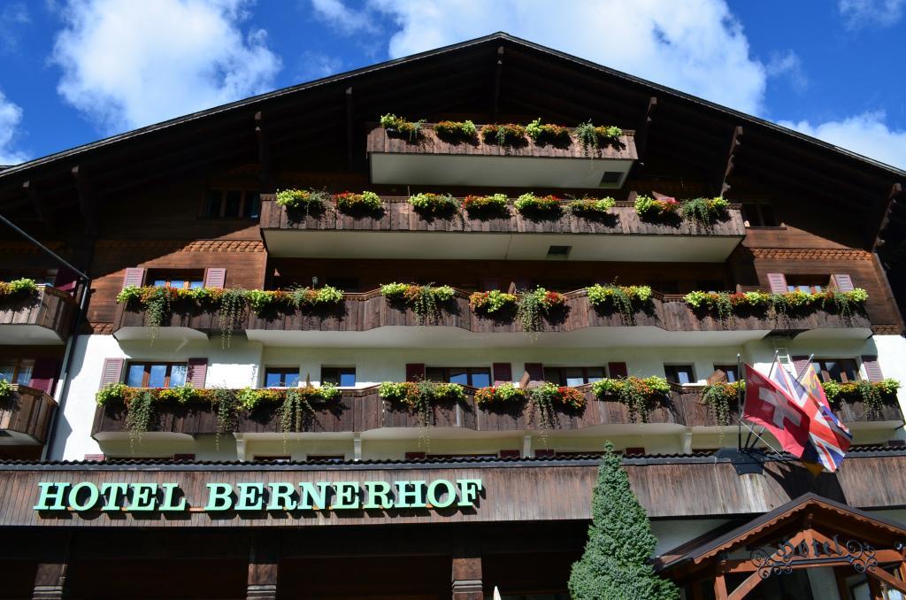瑞士博尼福品質飯店