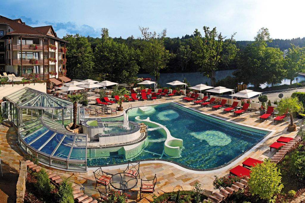 Romantischer Winkel Spa & Wellness Resort
