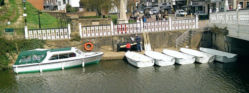 ‪Tonbridge River Trips‬