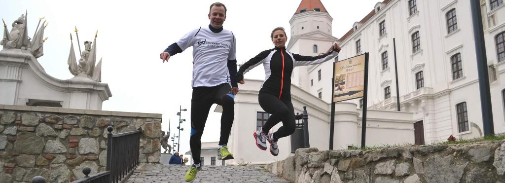 Go! Running Tours Bratislava