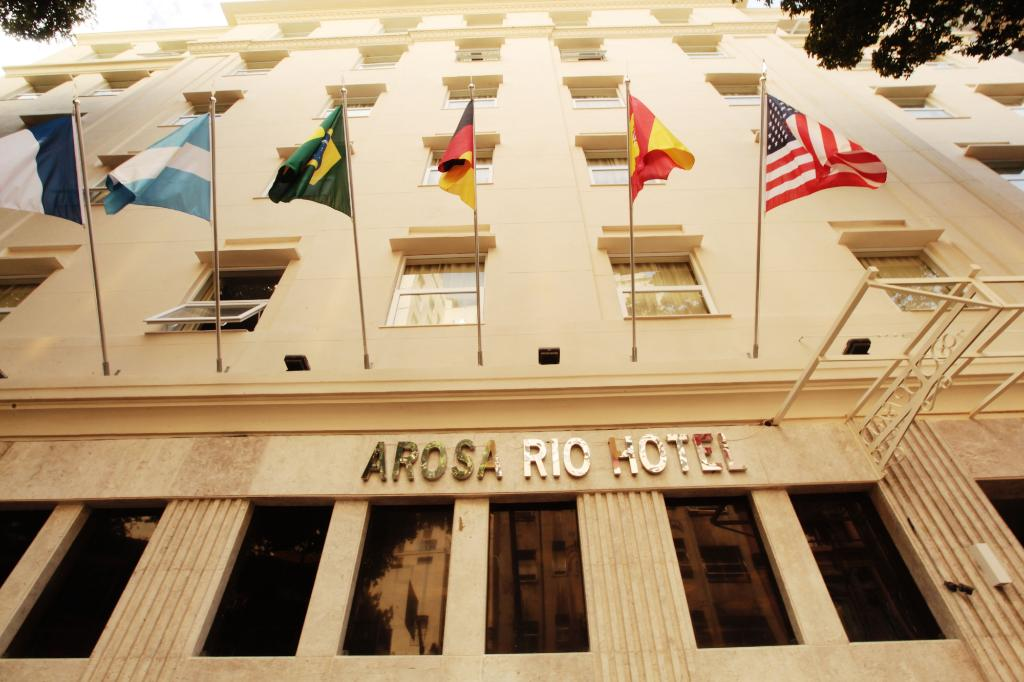 Arosa Rede Rio Hotel