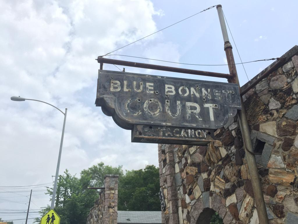 Blue Bonnet Courts