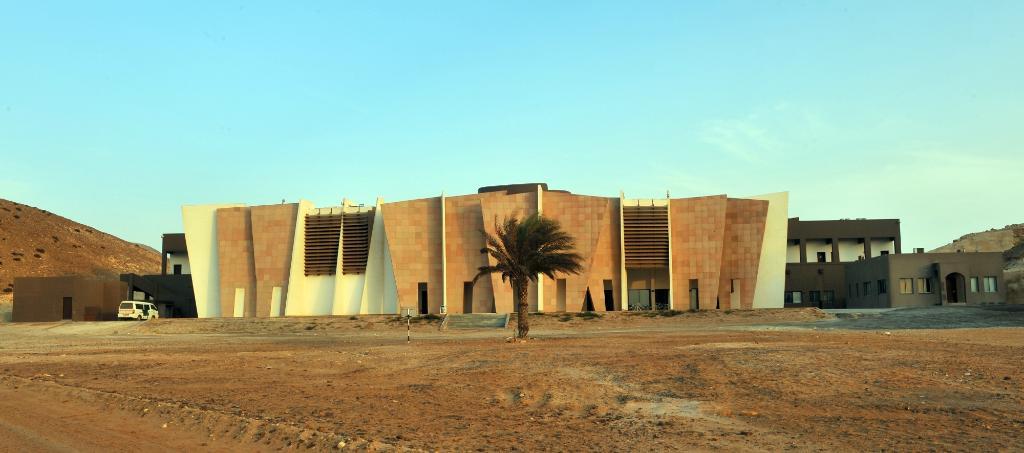 Ras al-Jinz Turtle Reserve