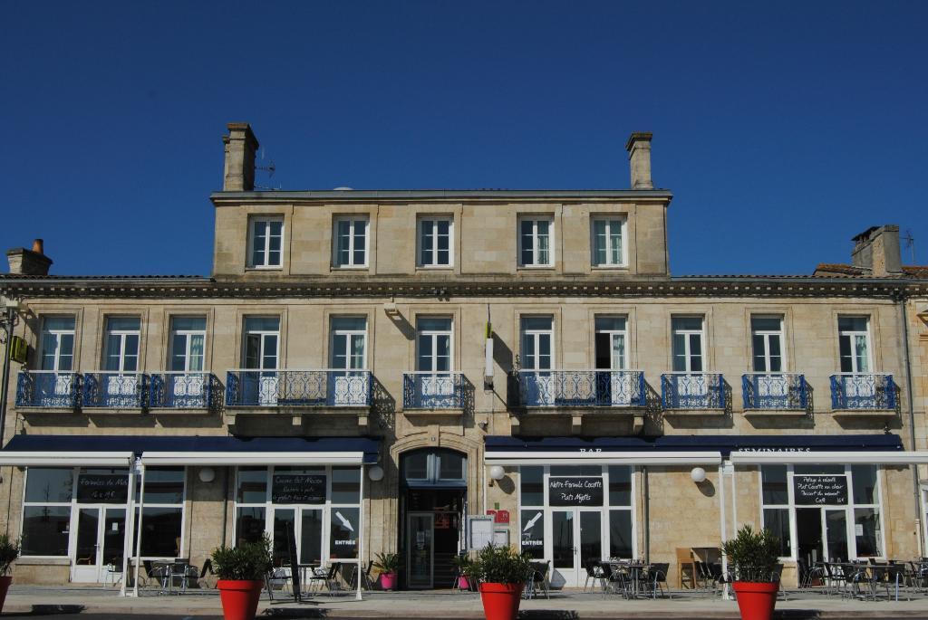 Hotel de France et d'Angleterre