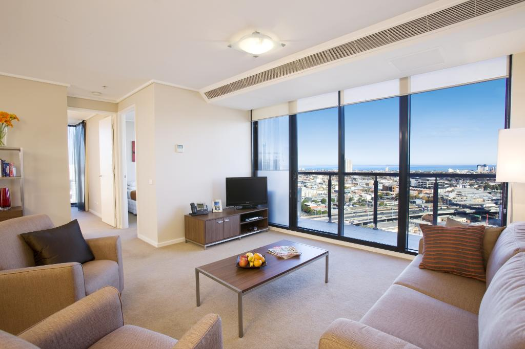 ‪Melbourne Short Stay Apartments Southbank Collection‬