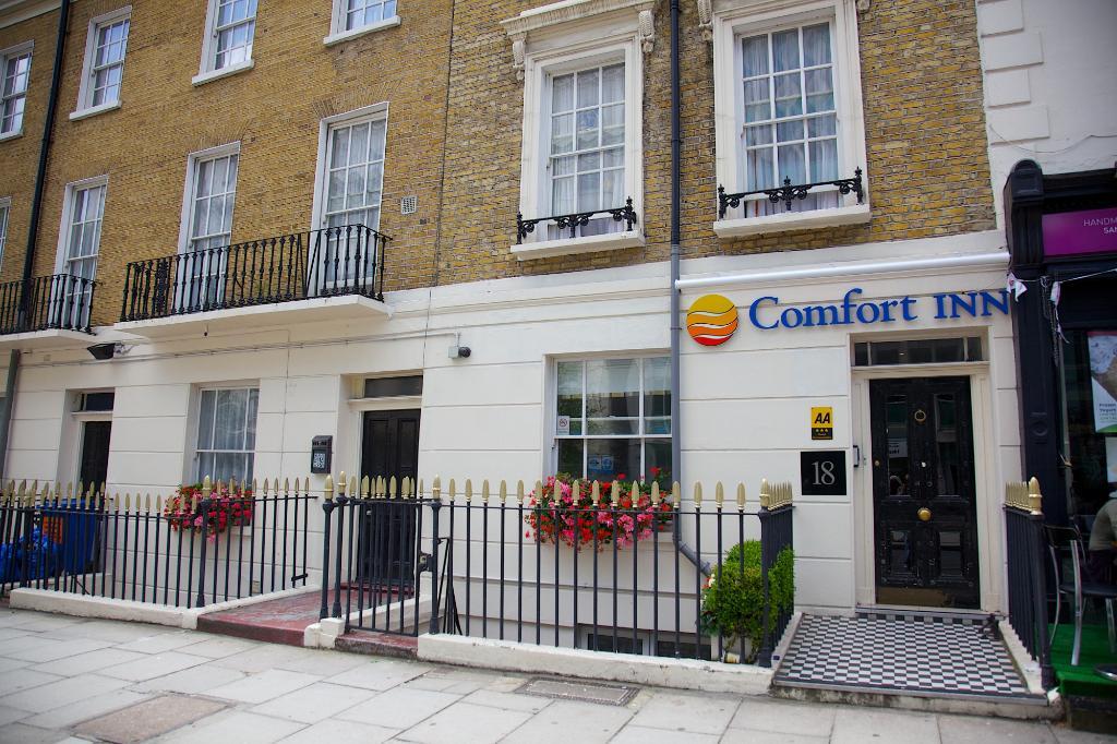 Comfort Inn London - Victoria
