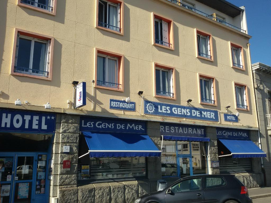 Les Gens de Mer - Brest Hotel