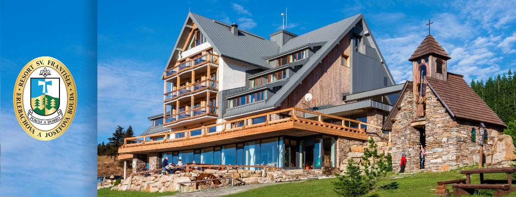 Resort Sv. Frantisek - Erlebachova a Josefova bouda