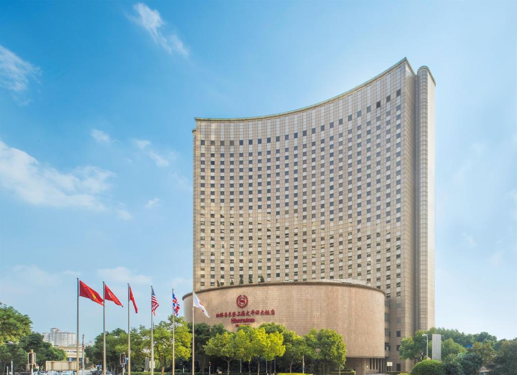 โรงแรมเชอราตันเซี่ยงไฮ้ ฮงเฉียว