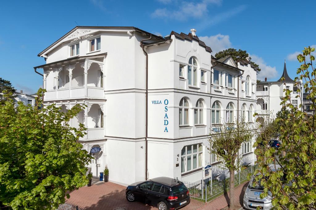 Aparthotel Villa Osada